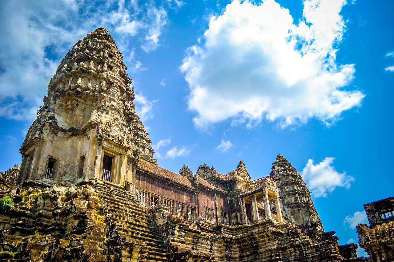 Interview: volunteering in Cambodia