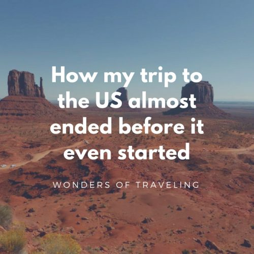 Trip to the US
