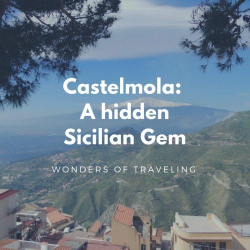 Castelmola_ a hidden Sicilian Gem
