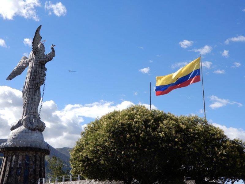 Panecillo Quito