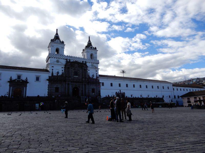 Quito - Plaza San Francisco