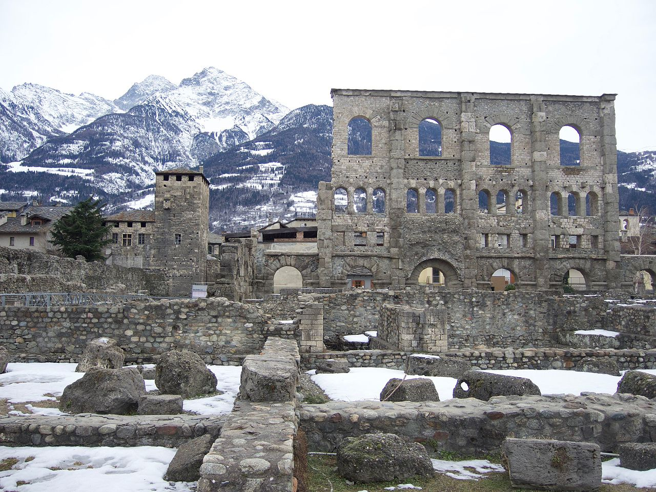 What to do in Valle d'Aosta if you're not into hiking?