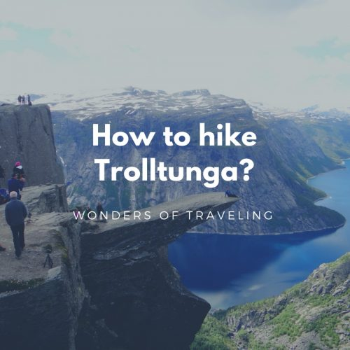 How to hike Trolltunga_