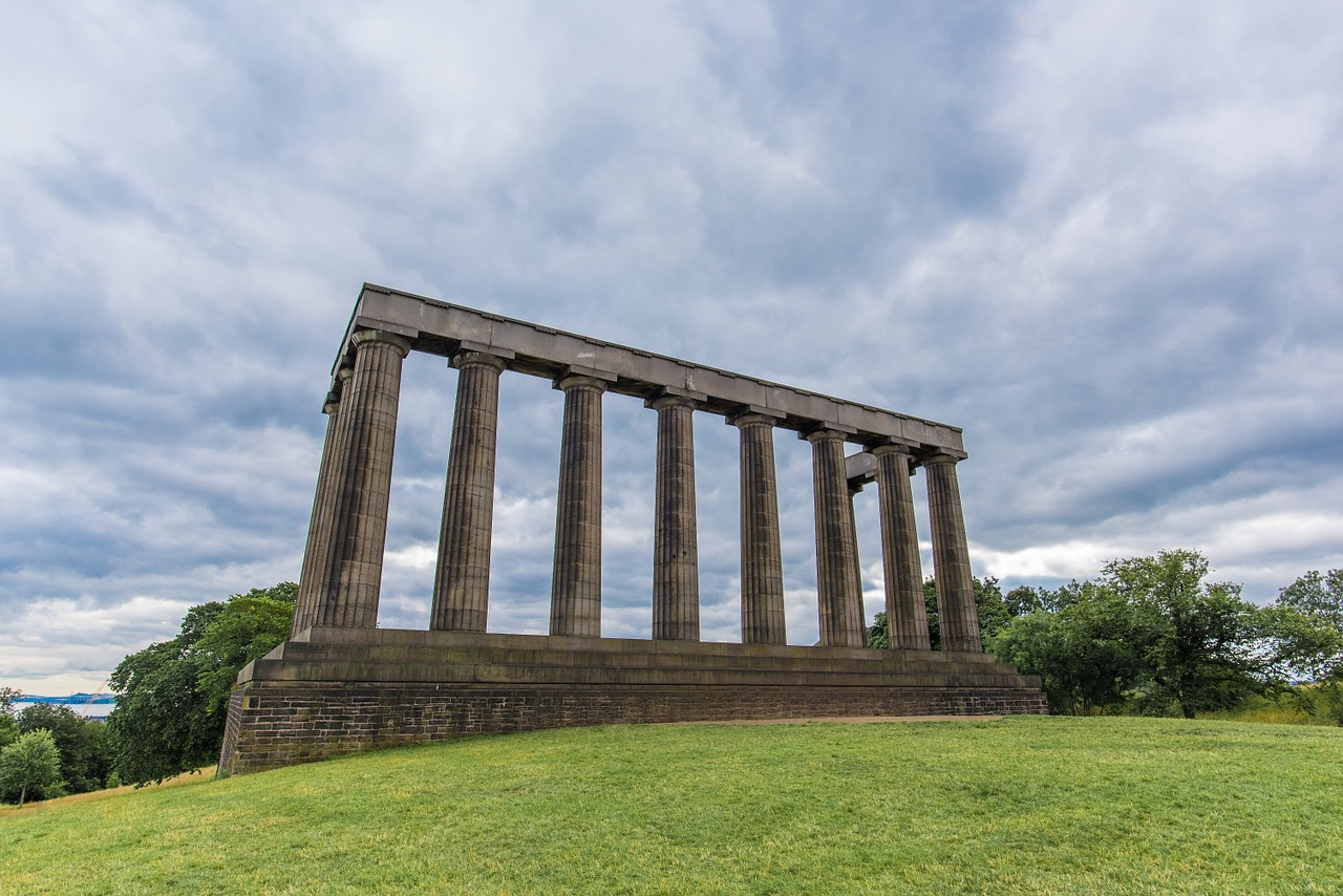 What to do when you're visiting Edinburgh?