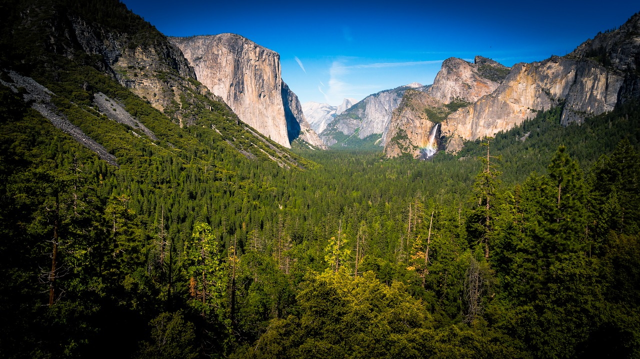 Why you should visit Yosemite once in your life