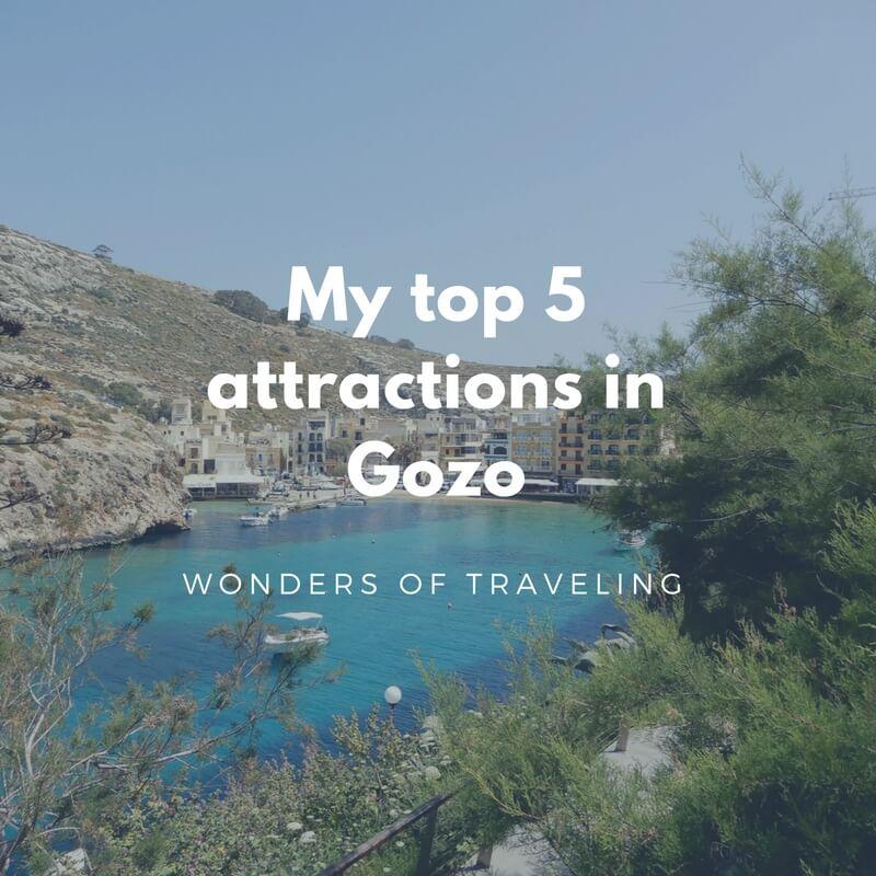 Attractions in Gozo