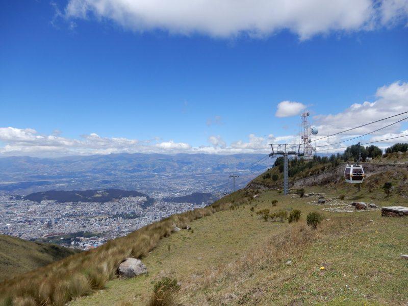 teleferiqo Quito