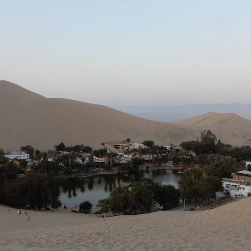 Huacachina and Nazca