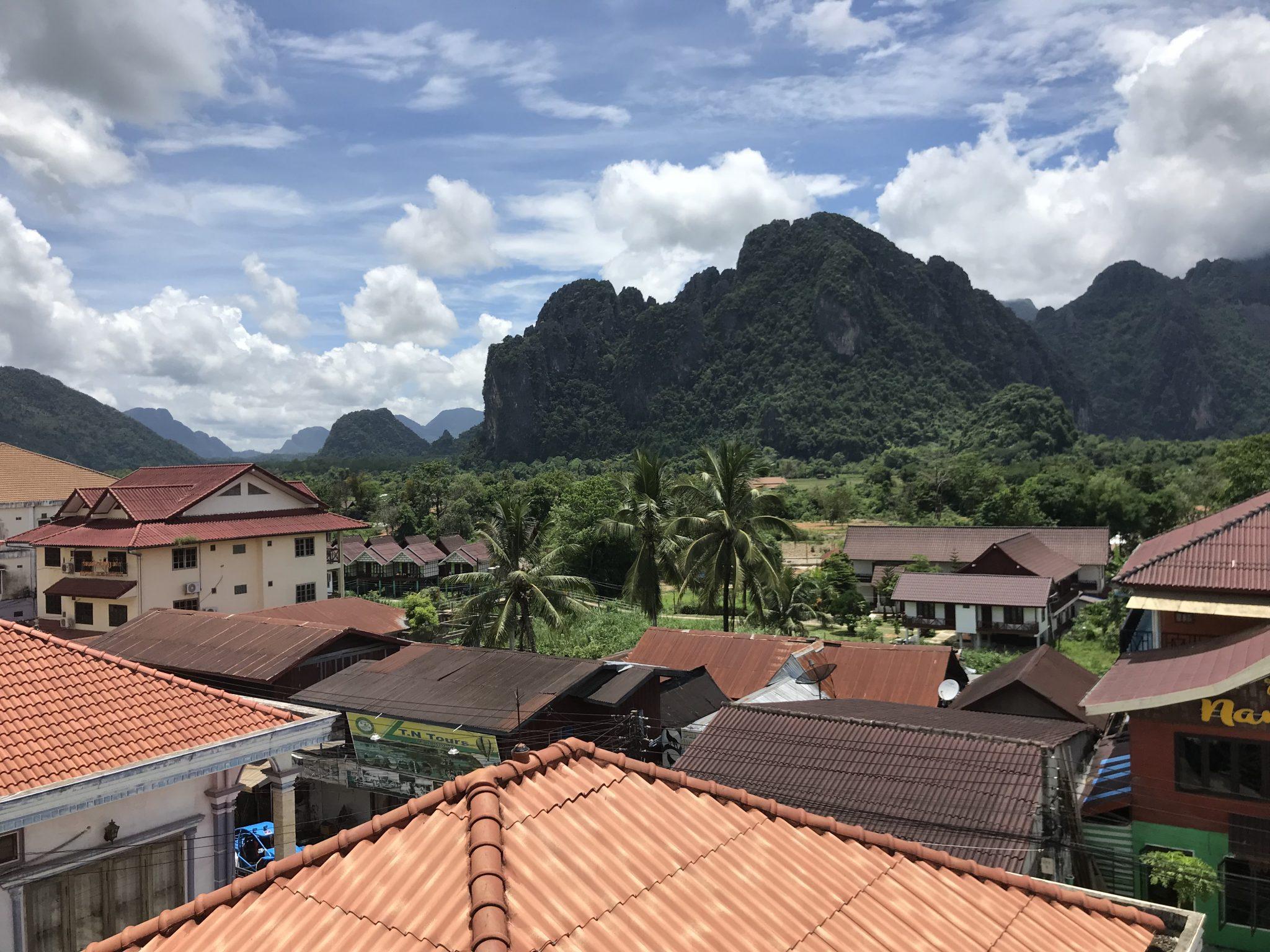 Luang Prabang, Vang Vieng