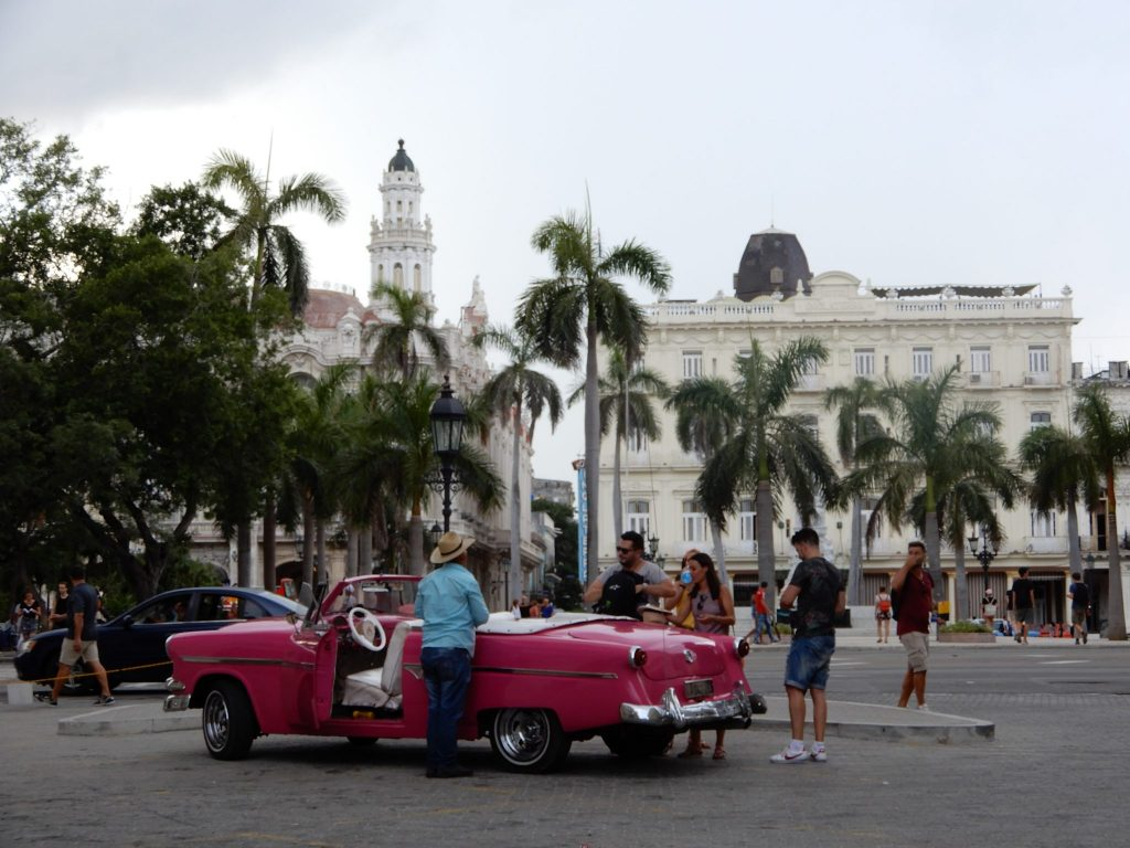 Two weeks in Cuba